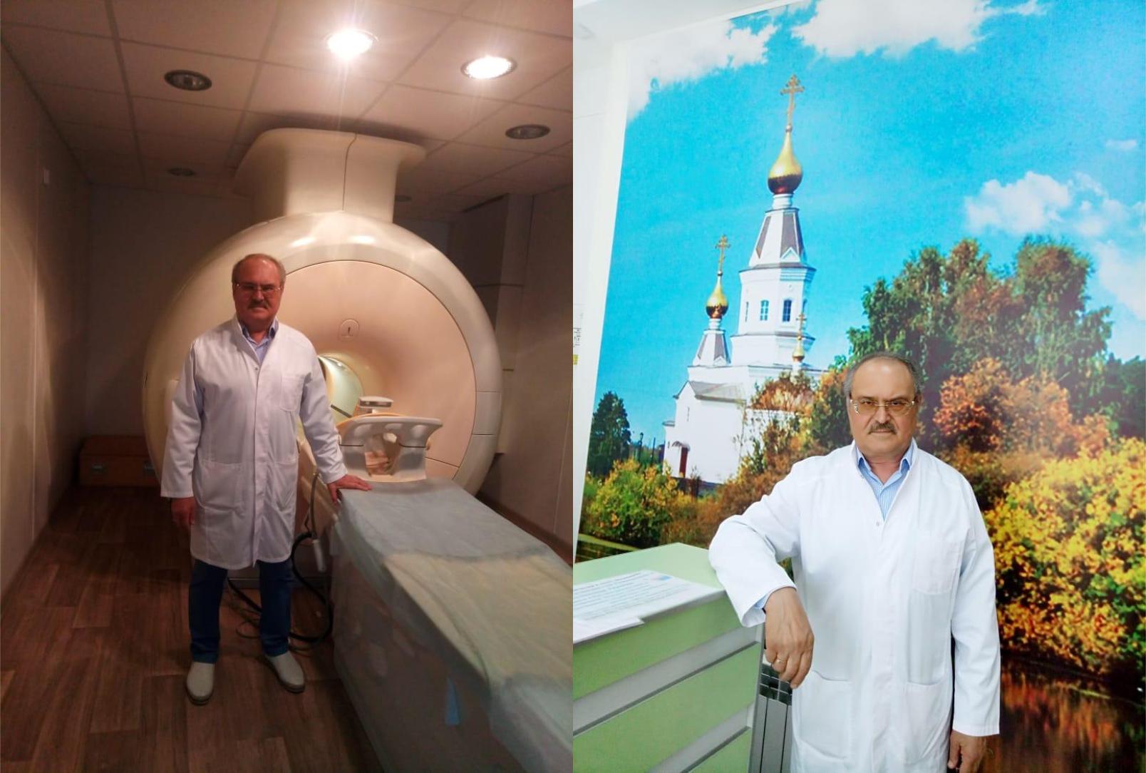 Главный врач Шафиров Александр Александрович. Создатель частного медицинского объединения